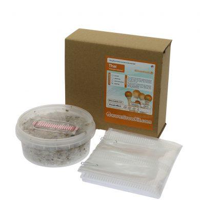 Thai Psilocybe Cubensis Magic Mushroom Grow kit (Small - 250cc)