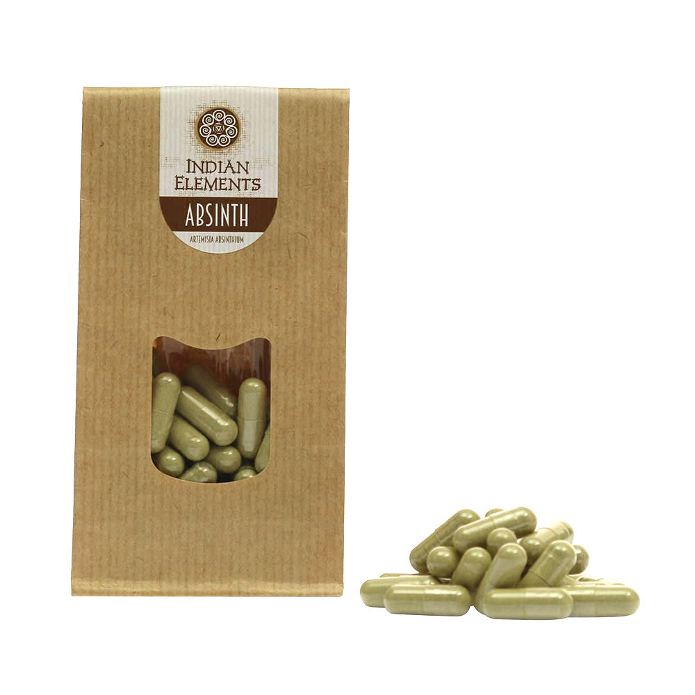 Indian Elements Absinth / 60 CapsulesIndian Elements Absinth (60 Capsules)
