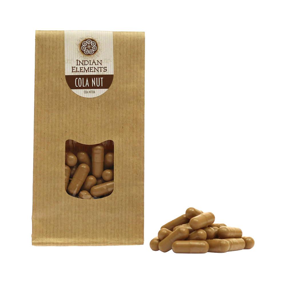 Indian Elements Cola Nut (60 capsules)