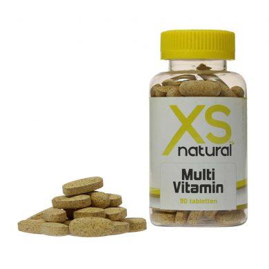 XS Natural Multivitamins (90 tablets)