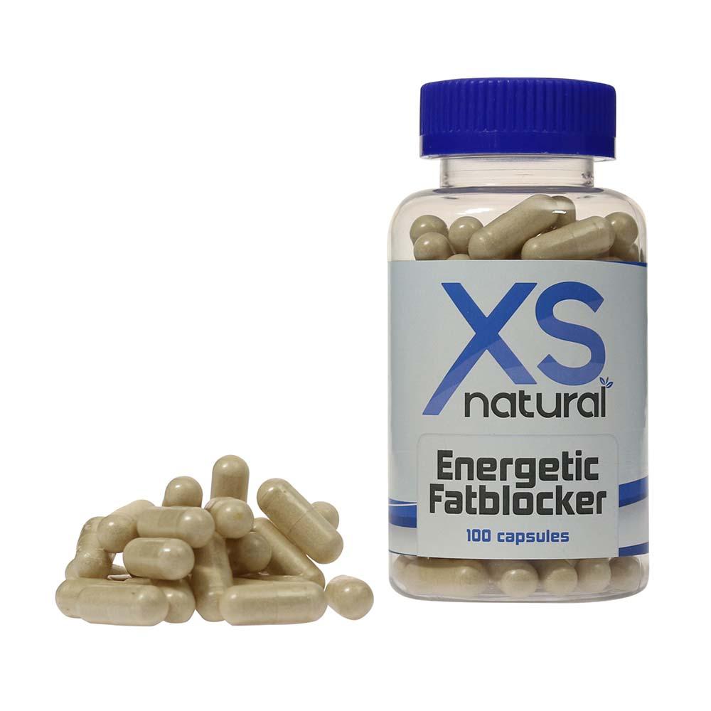 XS Natural Energetic Fatblocker (100 capsules)