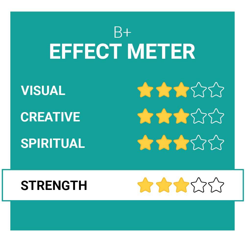 B+ Magic Mushroom Effects Smartific.com