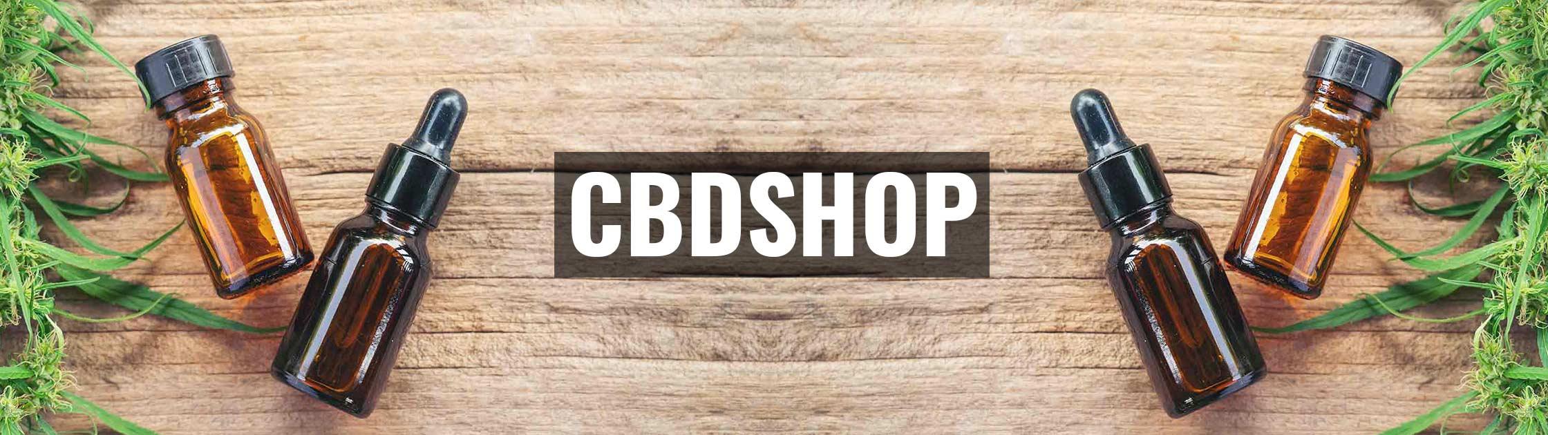 Cbdshop - 1% Cod Reducere