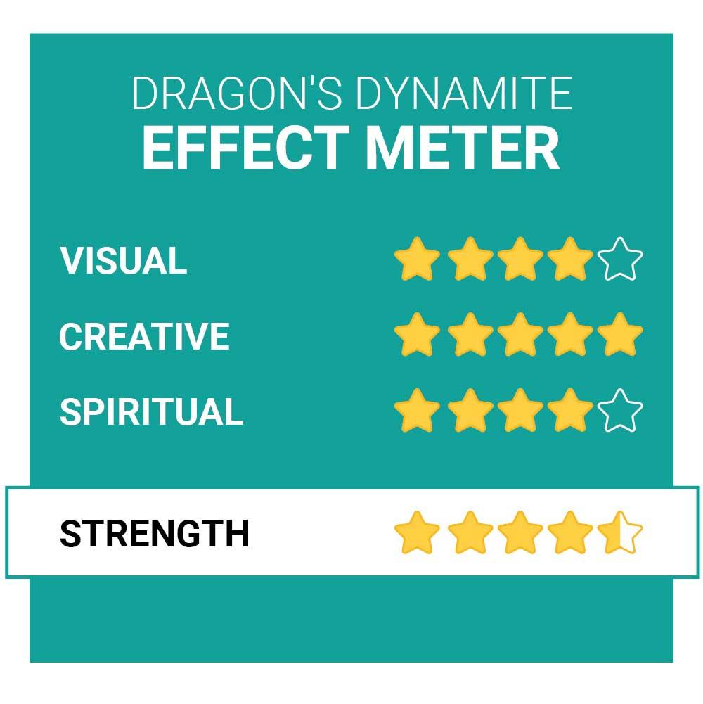 Dragon's Dynamite Magic Truffle Effects Smartific.com
