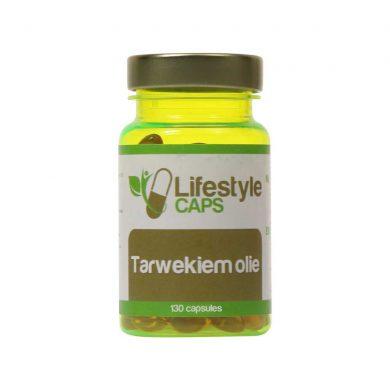 Lifestyle Caps Wheat Germ Oil (130) capsules)