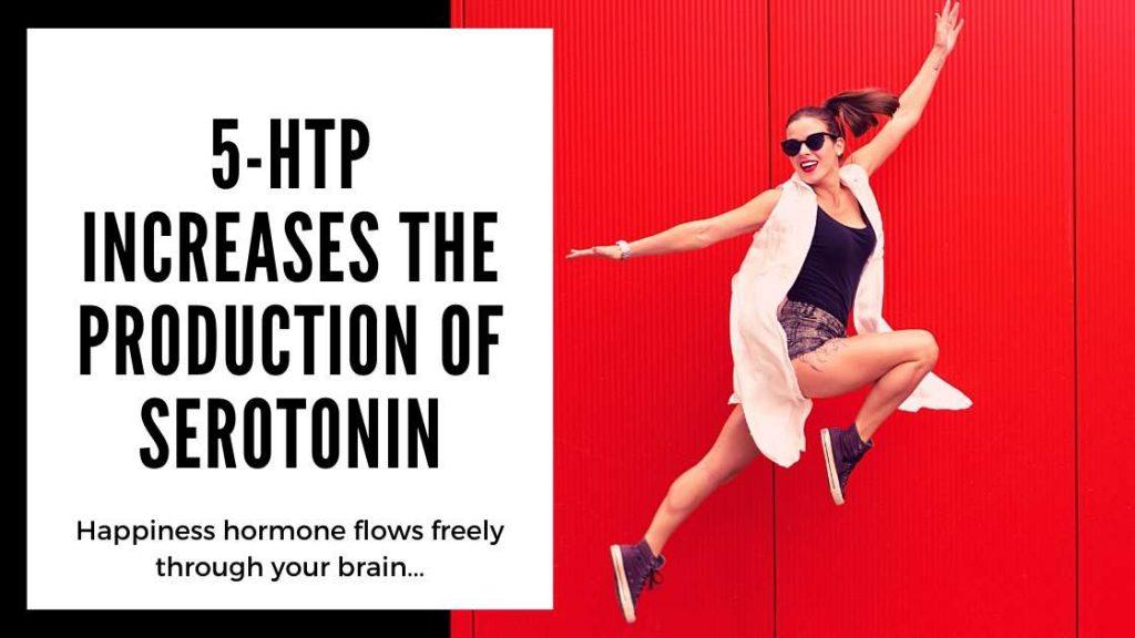 5-HTP benefits - 5-HTP increses serotonin production - Smartific blog