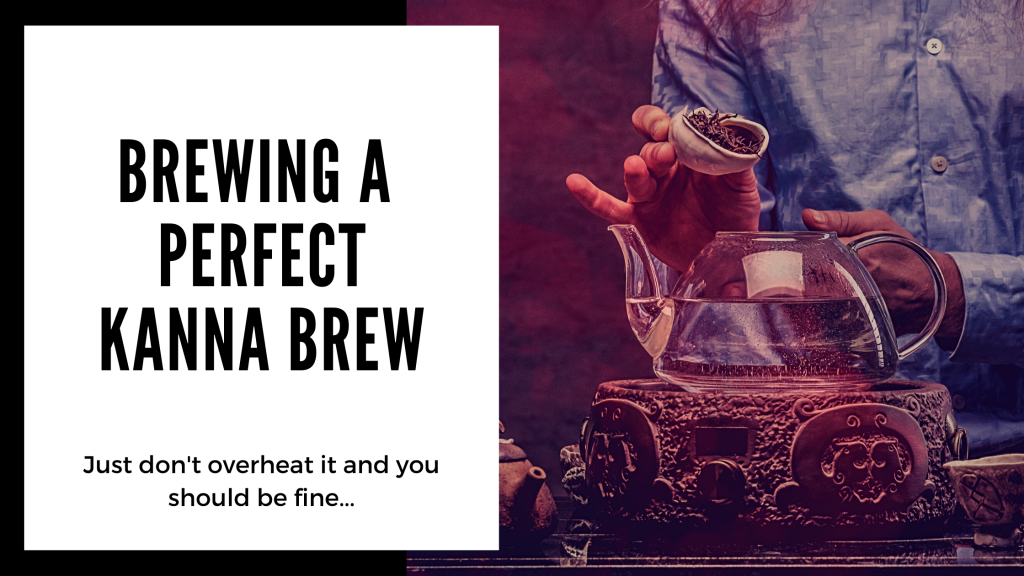 Everything You Need to Know About Kanna - kanna tea recipe - Smartific blog