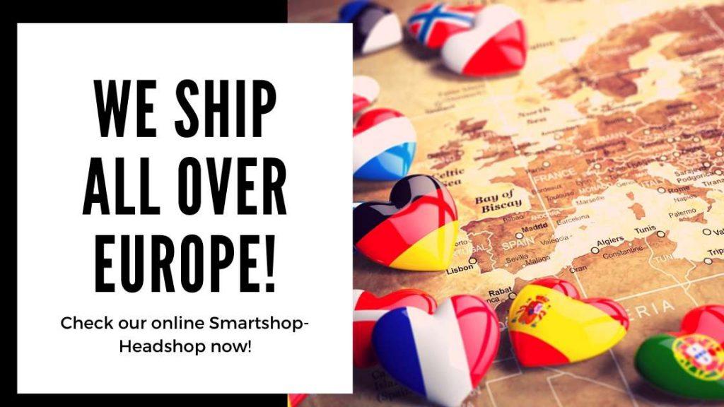 amsterdam central smartshops - buy online - Smartific blog