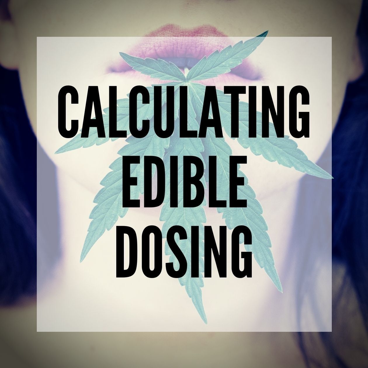 Calculating Cannabis Edibles Dose - Edible Dosing - Samrtific Blog
