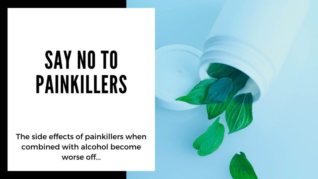 Best Hangover Cures -  say no to painkillers - Smartific blog