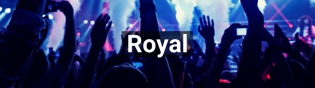 ✅ All high-quality Royal from Smartific.com