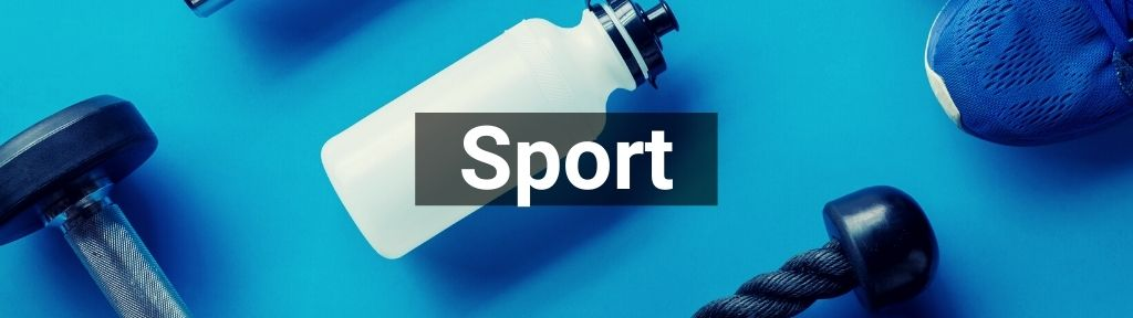 ✅ All high-quality Sport supplements from Smartific.com