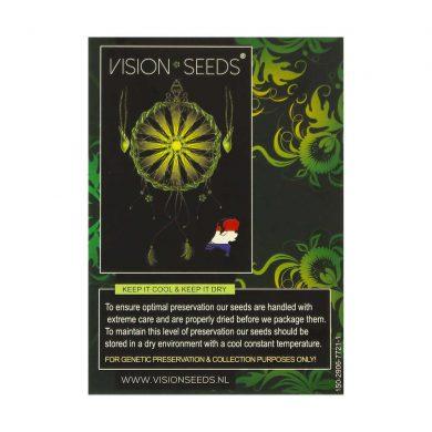 🌿 Vision Seeds Cannabis Seeds Auto VISION GORILLA Smartific 2014210/2014209