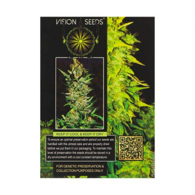 🌿 Vision Seeds Cannabis Seeds Auto WHITE WIDOW Smartific 2014216/2014215