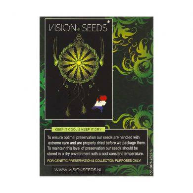 🌿 Vision Seeds Feminized Cannabis Seeds CARAMEL MONSTER Smartific 2014232/2014231