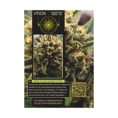 🌿 Vision Seeds Feminized Cannabis Seeds SUPREME LEMON Smartific 2014270/2014269