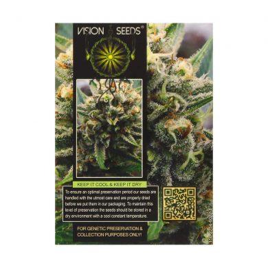 🌿 Vision Seeds Feminized Cannabis Seeds SUPER SKUNK Smartific 2014268/2014267