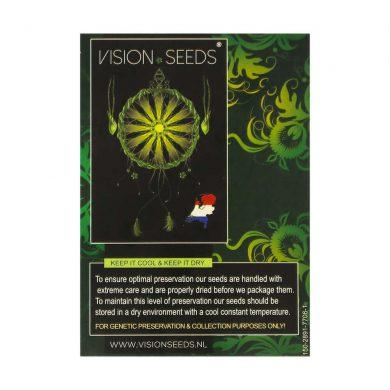 🌿 Vision Seeds Feminized Cannabis Seeds VISION GORILLA Smartific 2014276/2014275