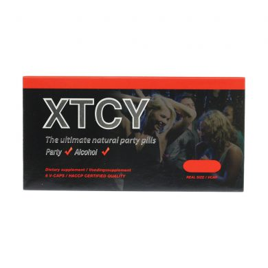 💊 HPA Partypills XTCY Smartific 9769077556766