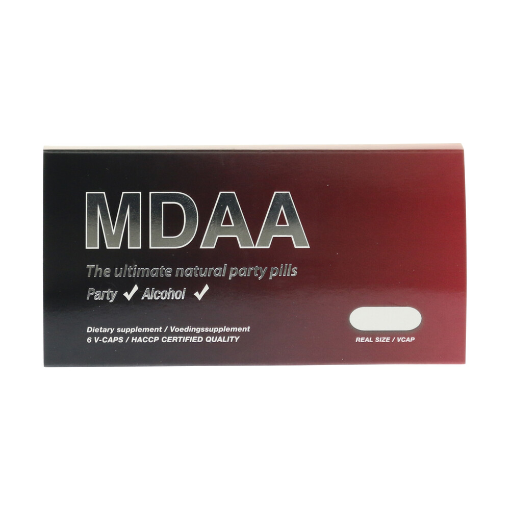 💊 HPA Partypills MDAA Smartific 9769077557534