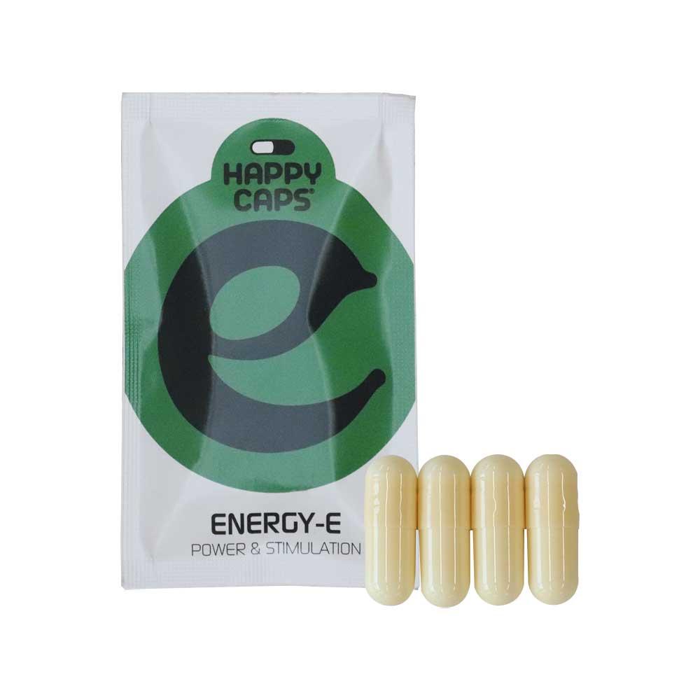 💊 Happycaps Partypills Energy E Smartific 8718647104877