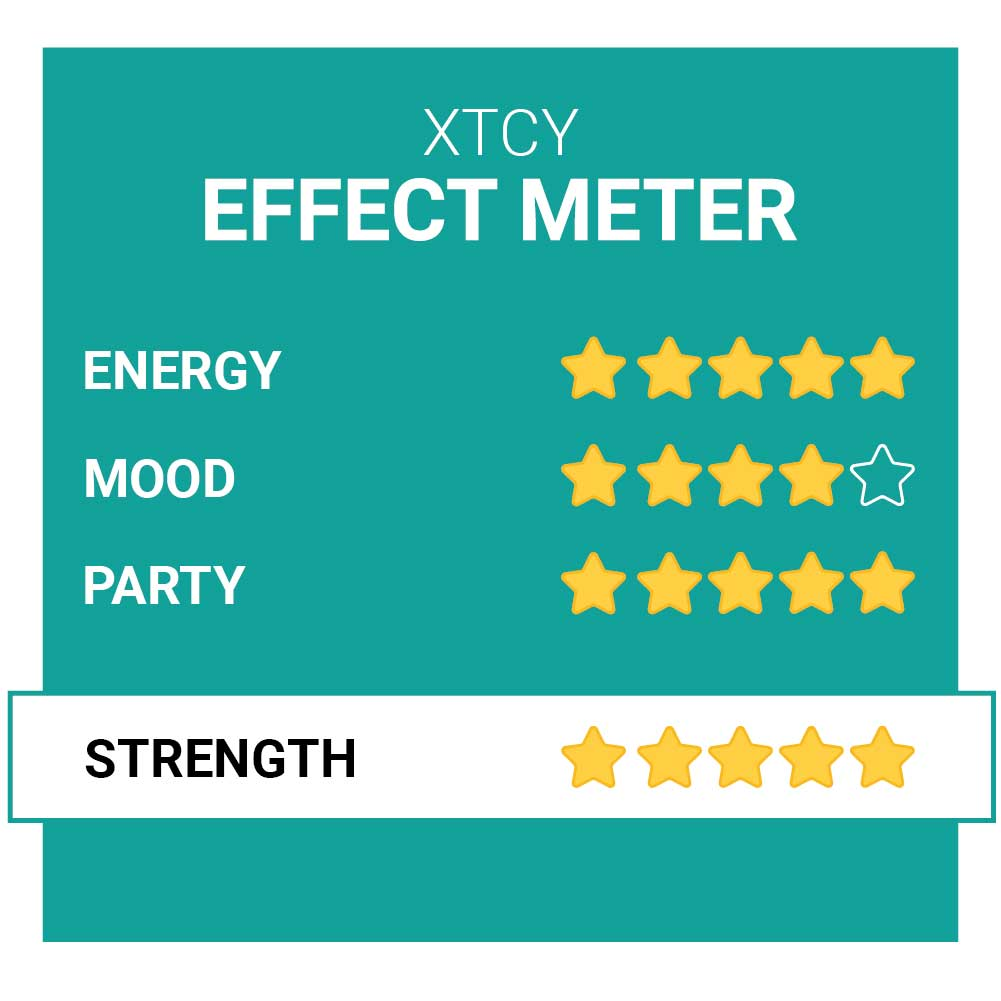XTCY Party Pills Effects Smartific.com