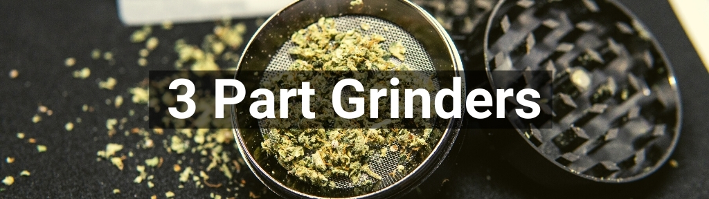 ✅ All high-quality 3 Part Grinders from Smartific.com