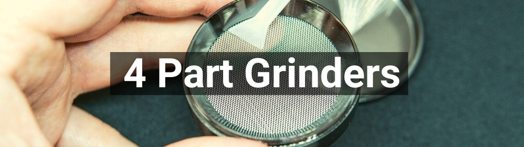✅ All high-quality 4 Part Grinders from Smartific.com