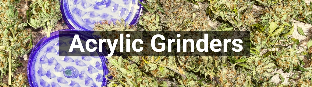 ✅ All high-quality Acrylic Grinders from Smartific.com
