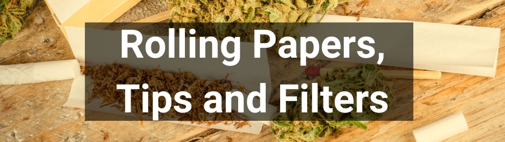 ✅ All high-quality Rolling Papers, Tips and Filters from Smartific.com