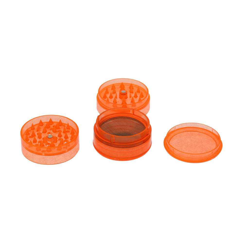 🧐 Acrylic 5 Part Orange Grinder Smartific 4250153602224