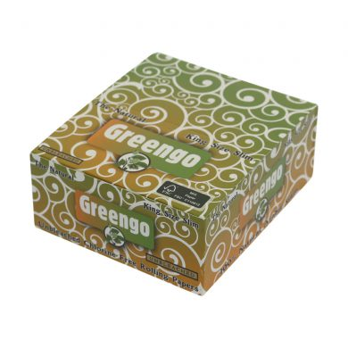 💨 Greengo King Size Slim Rolling Papers Smartific 5149600000005