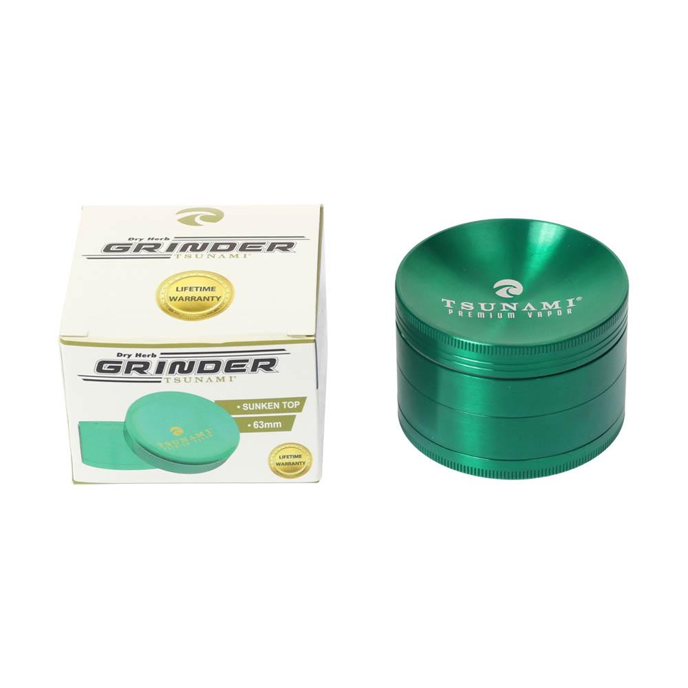 🧐 Tsunami Green Grinder Smartific 702840349133