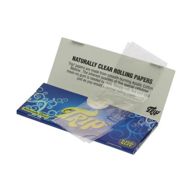 💨 Clear Cellulose King Size Rolling Papers Smartific 716165172031