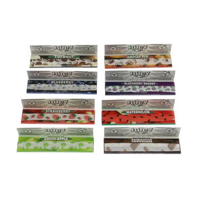💨 Random Flavored Papers Juicy Jay's Smartific 716165176220