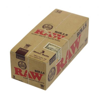 💨 Raw Rolls 3m Rolling Papers Smartific 716165177388