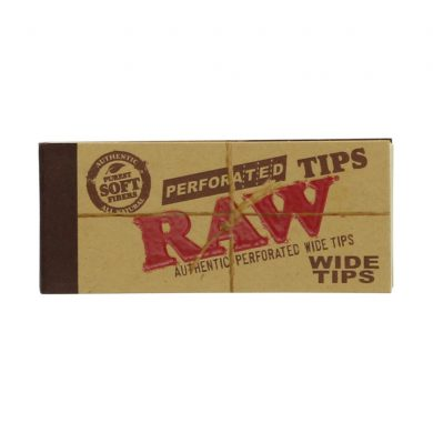 💨 Raw Wide Rolling Tips Booklet Smartific 716165177562