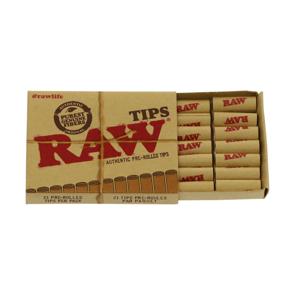 💨 Raw Pre-rolled Rolling Tips Smartific 716165179498