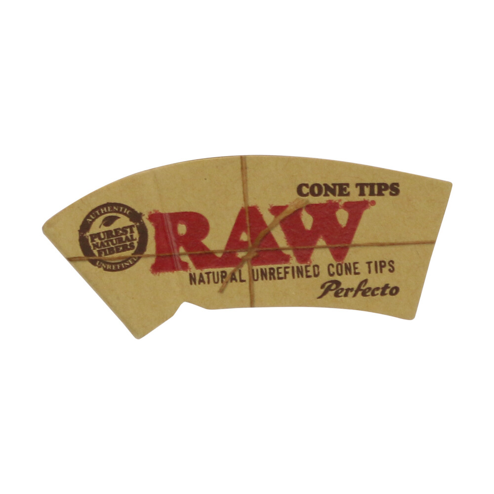 💨 Raw Cone Shaped Rolling Tips Booklet Smartific 716165179924