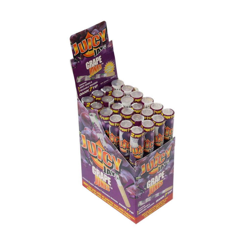 💨 Grape Prerolled Juicy Jones Cone Smartific 716165200017