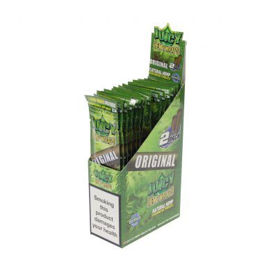 💨 Natural Flavored Hemp Wraps Juicy Jay's Smartific 716165250593