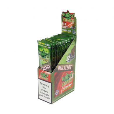 💨 Strawberry Flavored Hemp Wraps Juicy Jay's Smartific 716165281306
