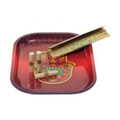 🧐 Hamsa Small Metal Rolling Tray Smartific 777791173243