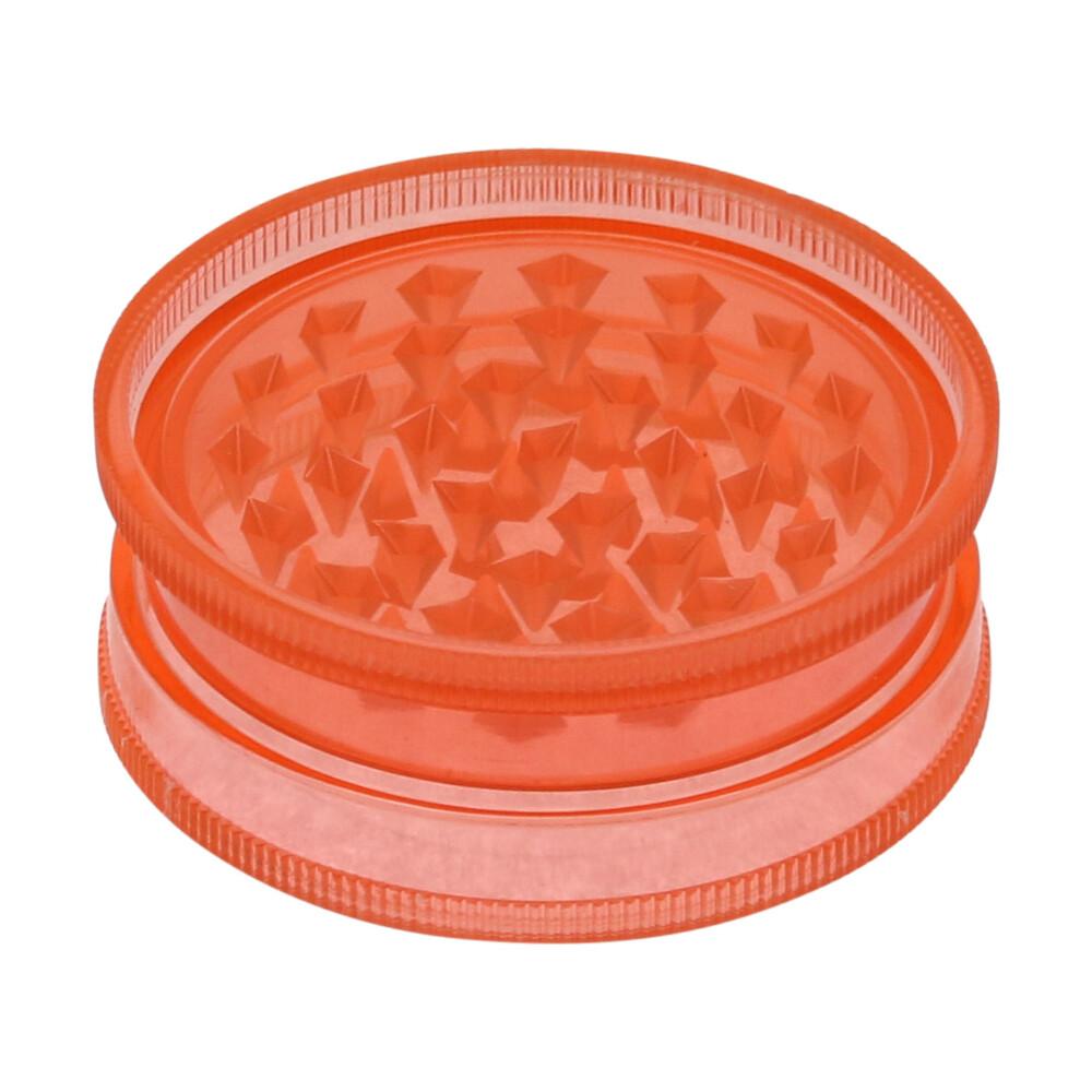 🧐 Acrylic Grinder Orange Smartific 8717624216008