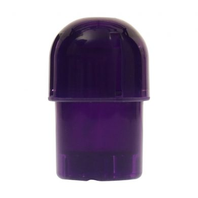 🧐 Acrylic StashBox Grinder Purple Smartific 8718053631806