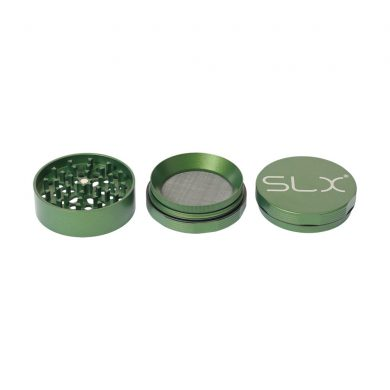 🧐 Ceramic Coated Non-Stick Green SLX Grinder Smartific 8718053635613