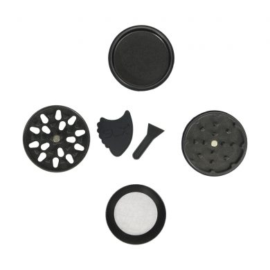 🧐 Ceramic Coated Non-Stick Black Small SLX Grinder Smartific 8718053635644