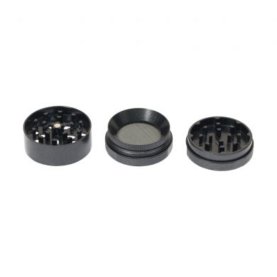 🧐 Ceramic Coated Non-Stick Charcoal Small SLX Grinder Smartific 8718053635668