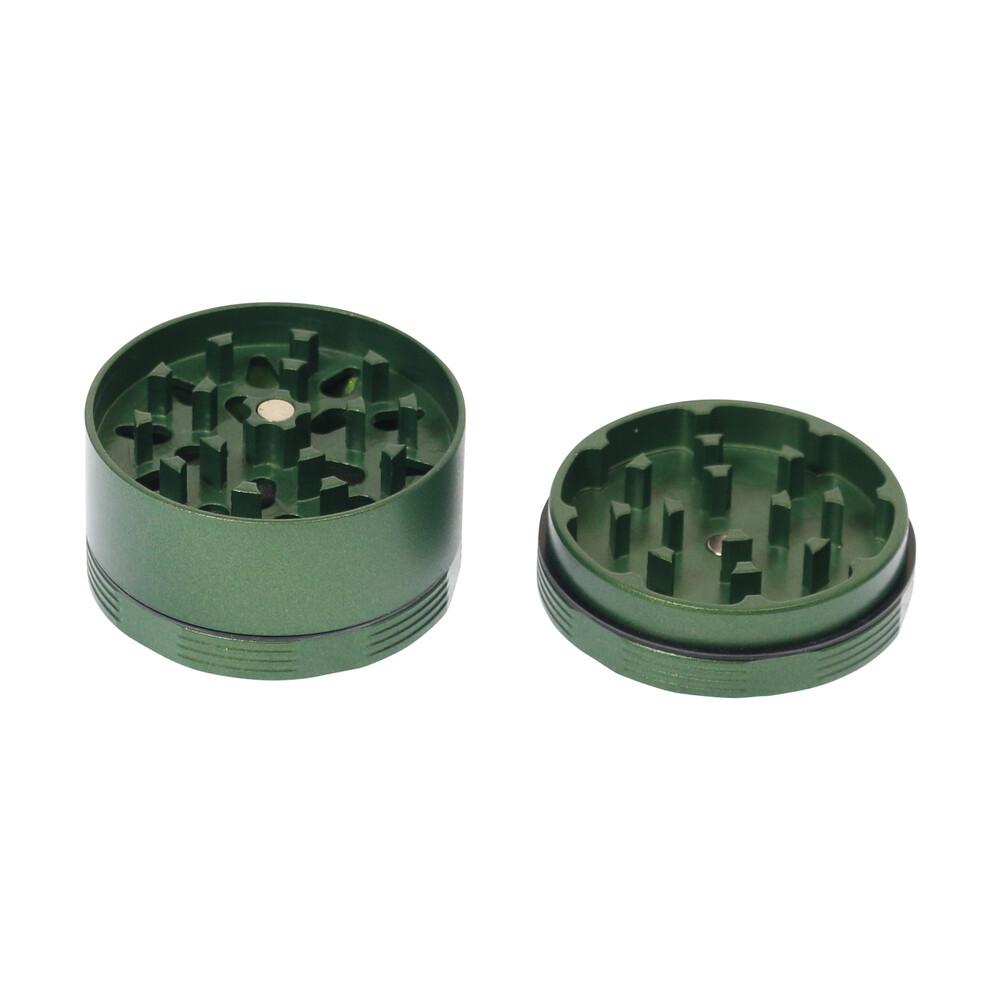 🧐 Ceramic Coated Non-Stick Green Small SLX Grinder Smartific 8718053635675