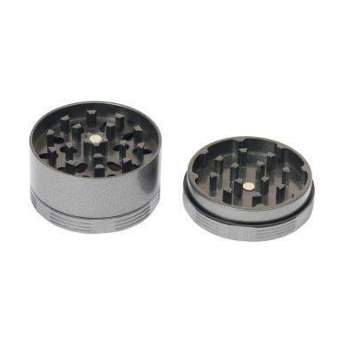 🧐 Ceramic Coated Non-Stick Silver Small SLX Grinder Smartific 8718053635699